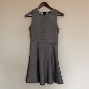 Zara Mesh Detailed Dress